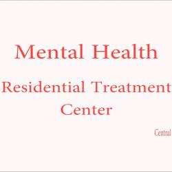 Mental Health Residential (Adult)